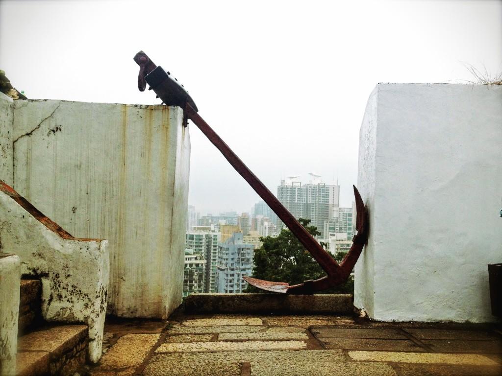 Guia Fortress Macau