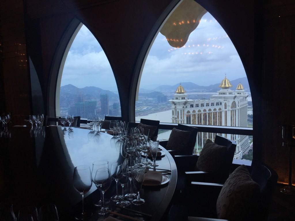 Lai Heen at The Ritz-Carlton Macau