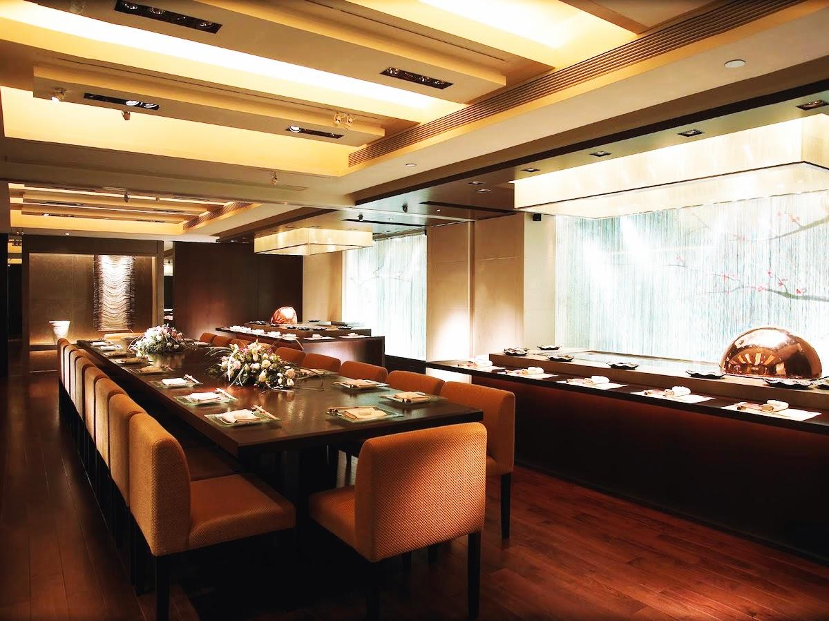 Inagiku Grande - Royal Garden Hotel | The Loop HK
