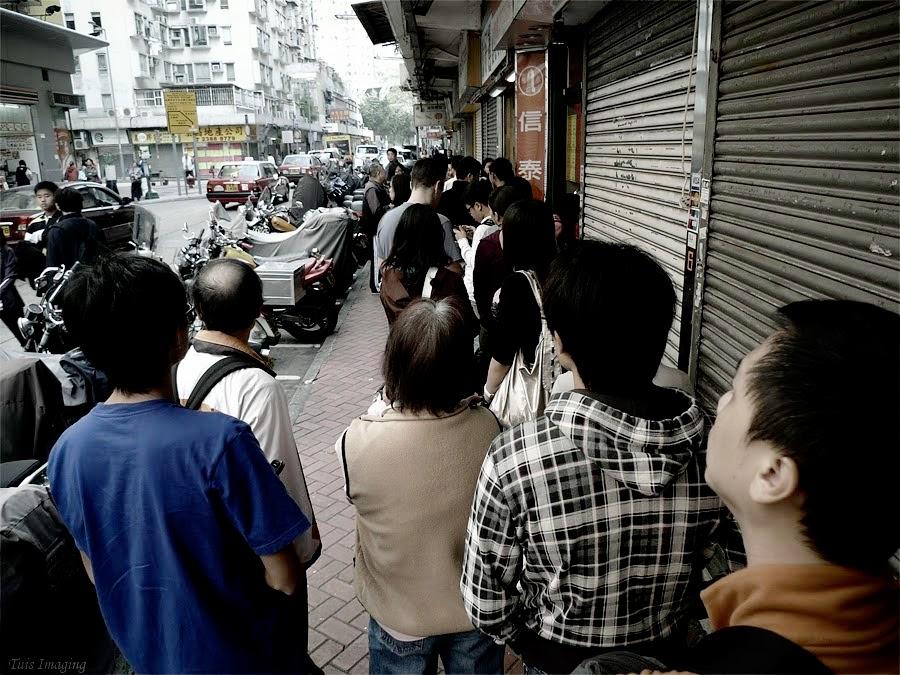 Still waiting at Tim Ho Wan 10 years later. Photo: Richard Foo TH/Flickr