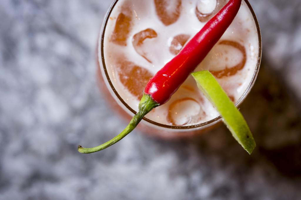 Chom Chom Cocktail