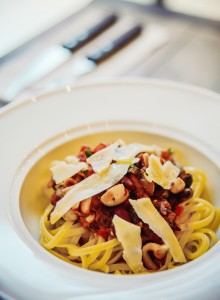 Crafty Cow - Oxtail Linguine