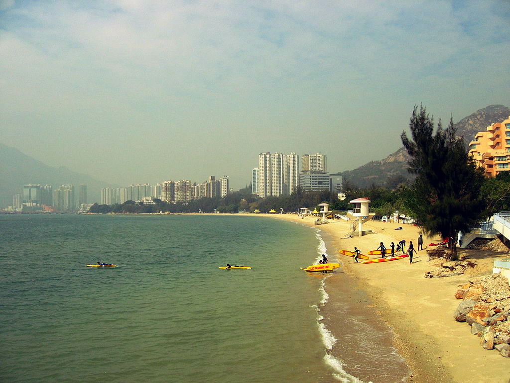 Hong Kong Ocean