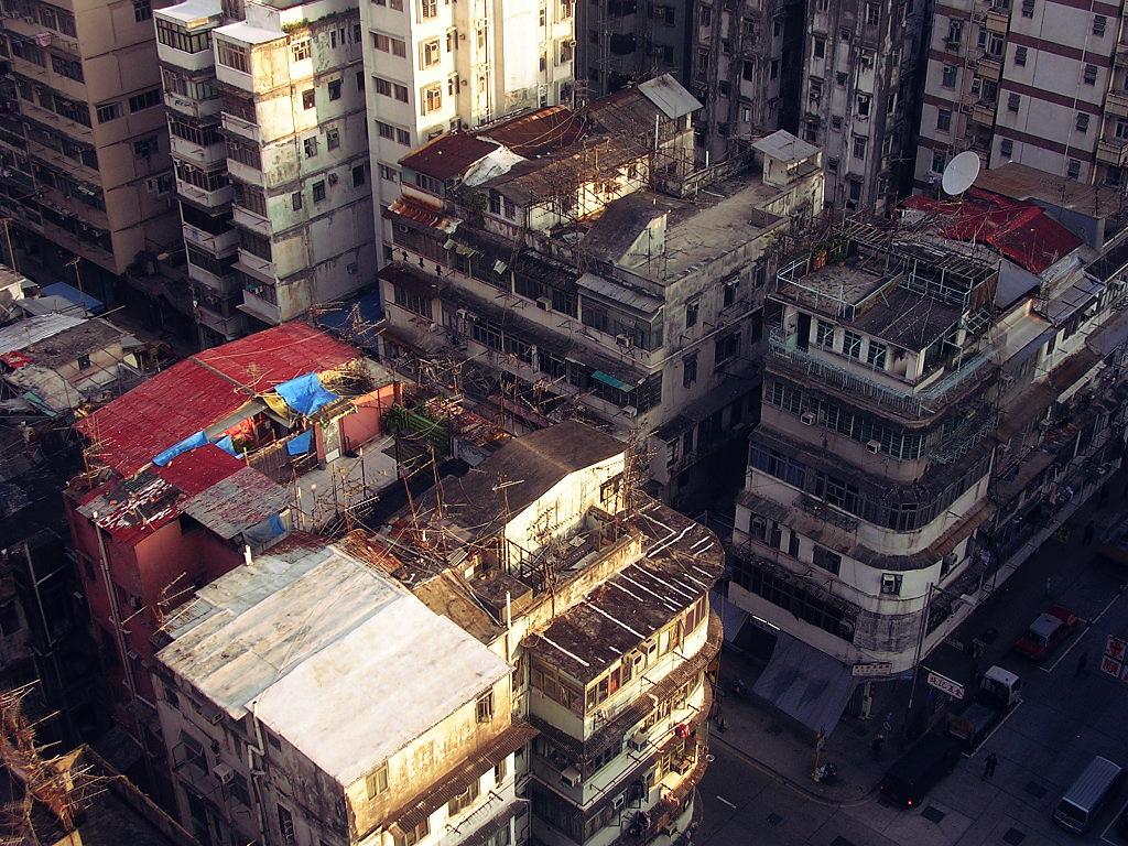 Hong Kong Rooftop
