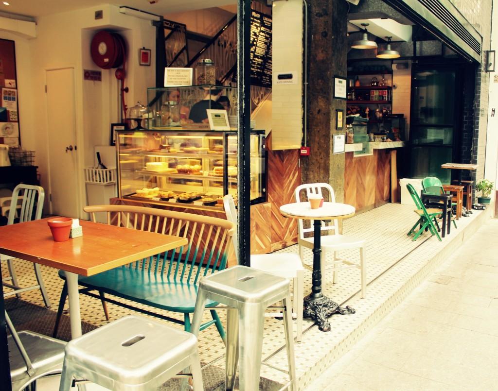 Corner Kitchen Cafe exterior