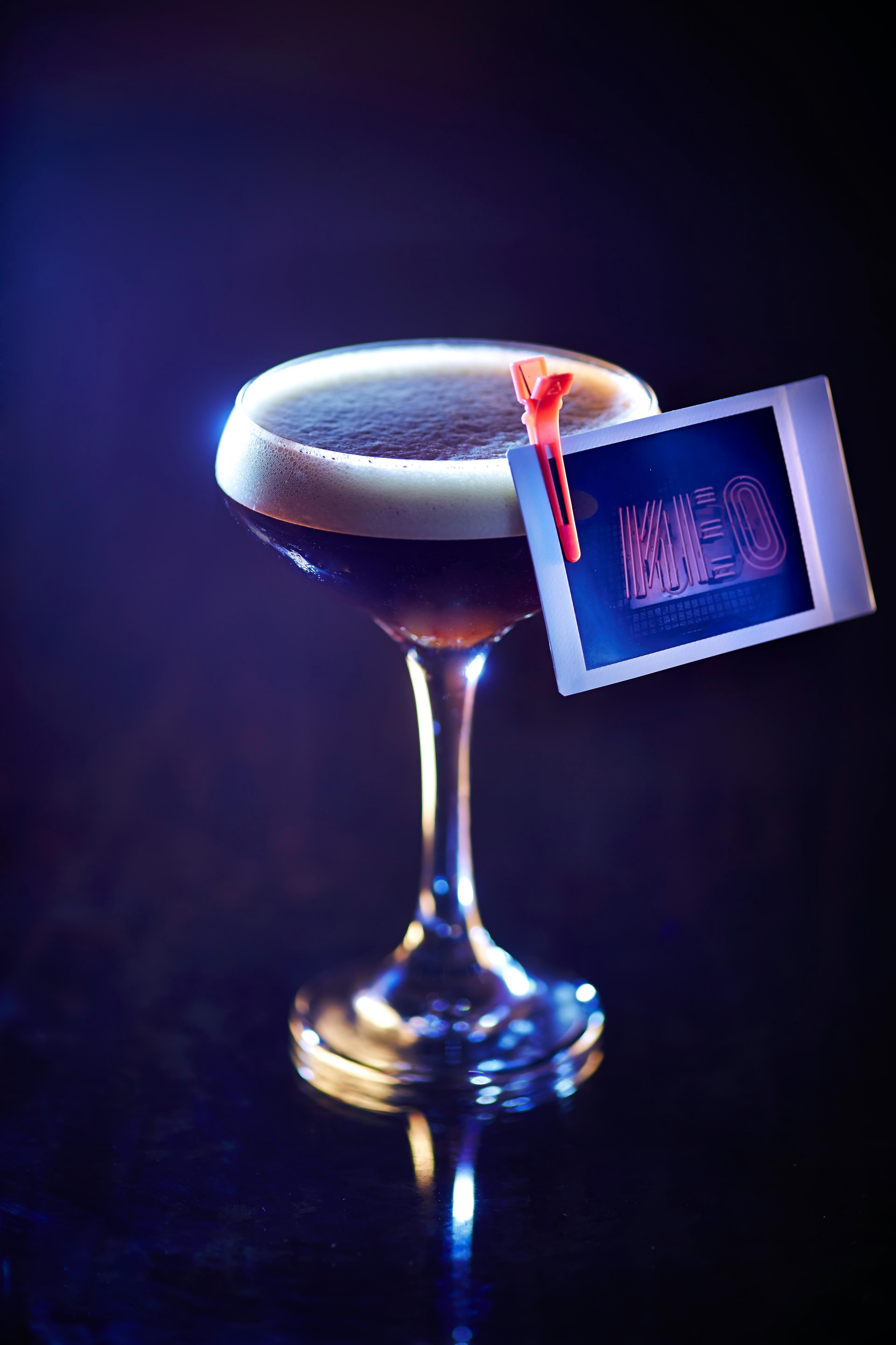 NEO's Express Polaroid Cocktail