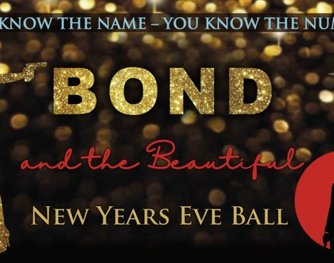 Ring in the New Year at Tamarind's Bond and the Beautiful Ball: December 31
