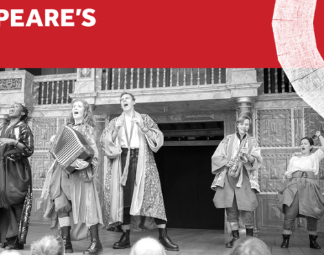GIVEAWAY! Win Tickets to See Shakespeare's Globe Live This September!