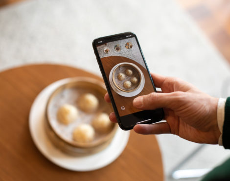 DISHTAG is the ultimate social network for foodies