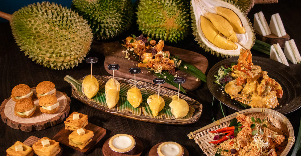 Malaysian Durian Brunch Buffet at Hotel ICON