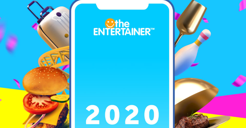 The ENTERTAINER 2020