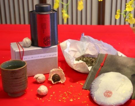 PLANTATION by teakha launches Limited Edition CNY teas