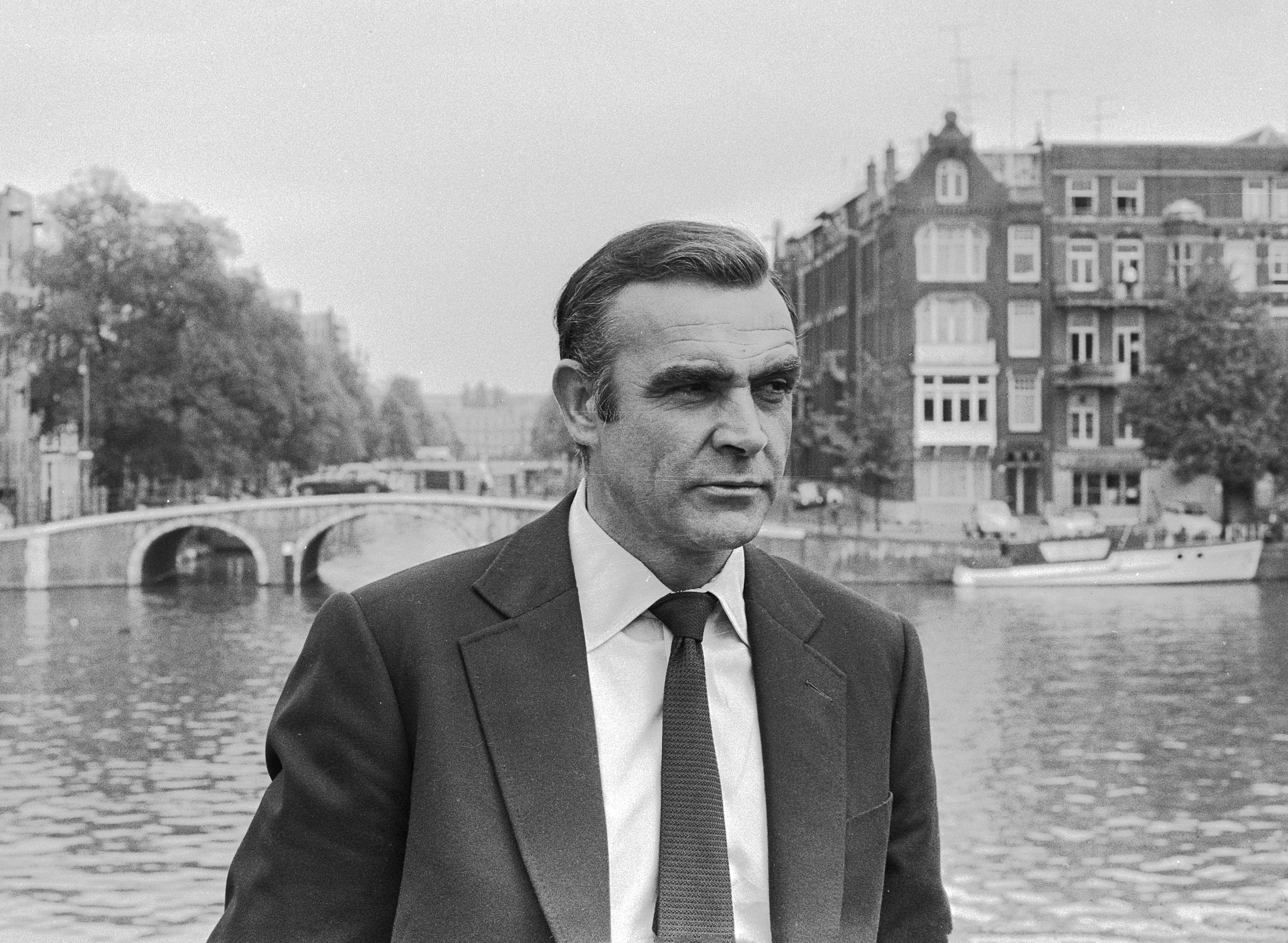 Sean Connery. Photo: Mieremet, Rob / Anefo / Wikimedia CC