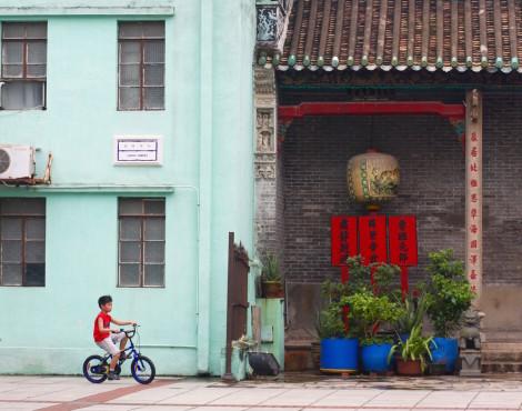 Loop into Macau