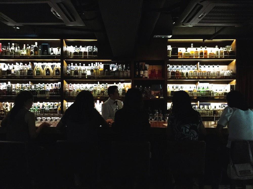 Mizunara Whisky Tasting Hong Kong