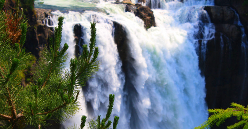 Snoqualmie Falls. Photo: Leonardo Stabile / Flickr CC