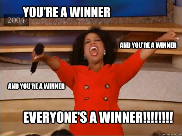oprah winner meme