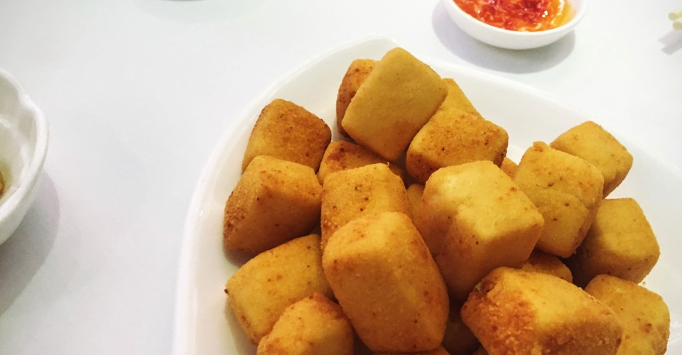 Fu Sing Fried Tofu