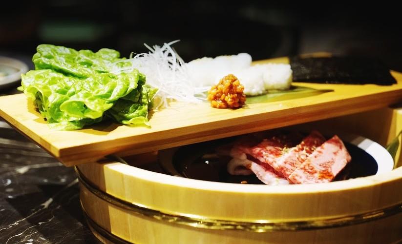 URA Japanese Delicacy Yakiniku