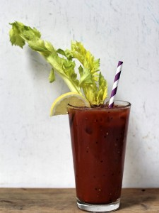 Catch bloody Mary