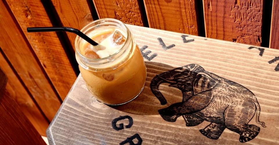 Elephant Grounds Coffee, Sheung Wan
