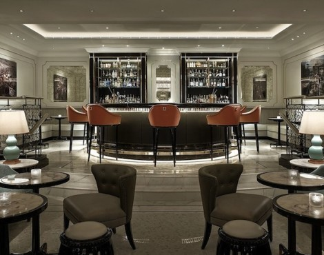 Top 5 Hong Kong Hotel Bars