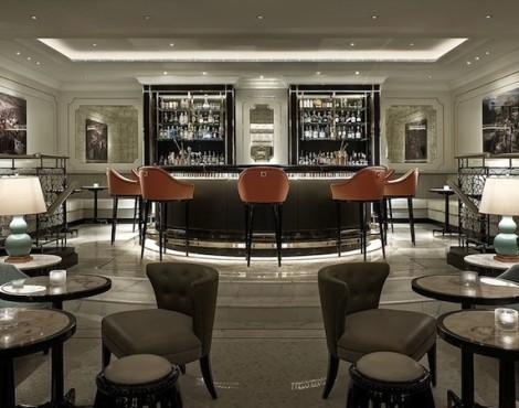 Top 5 Hong Kong Hotel Bars