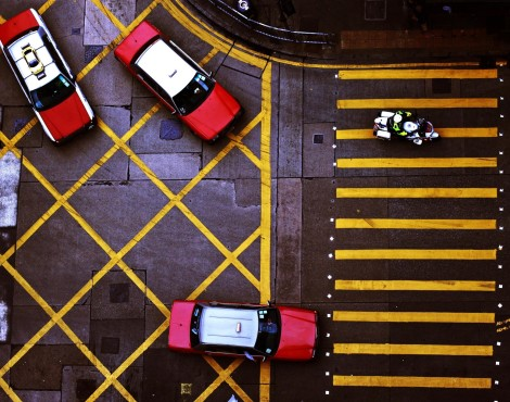 7 Times You Couldn't Catch a Cab in Hong Kong