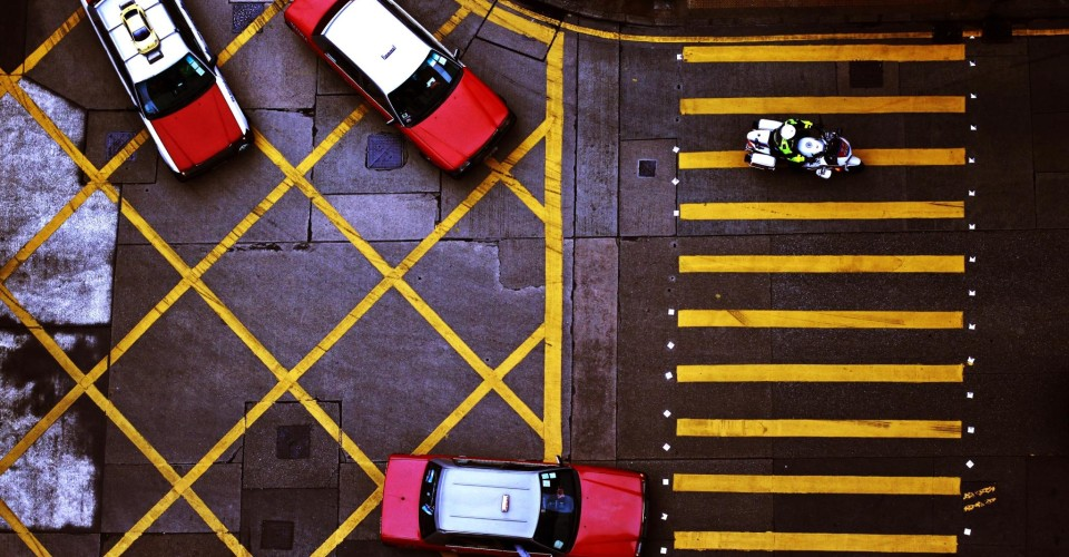 Navigating Hong Kong's taxi troubles. Photo: He Shoots He Scores/Flickr