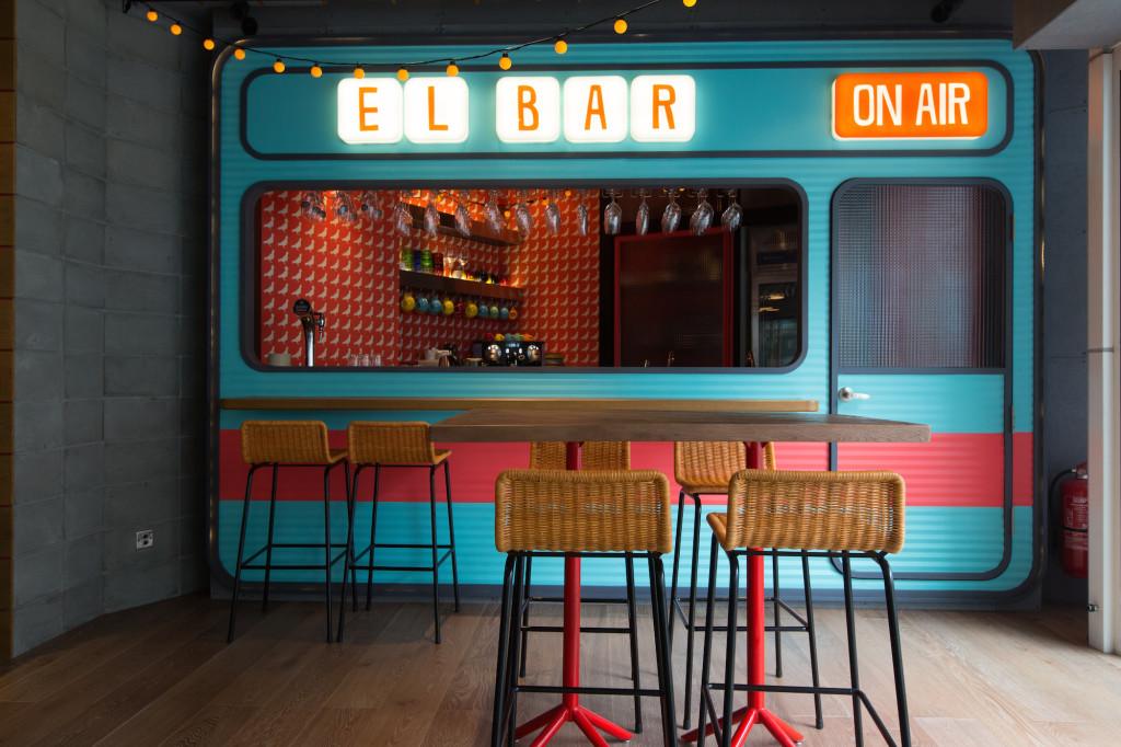 La Paloma Bar