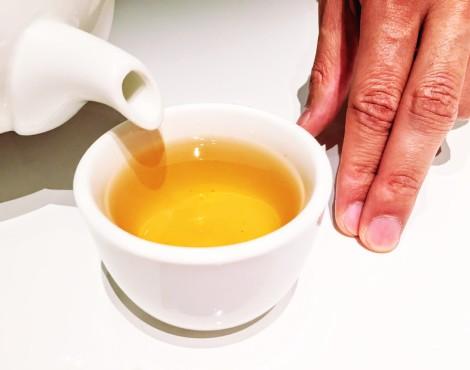 Hong Kong's Symbolic Tea Etiquette