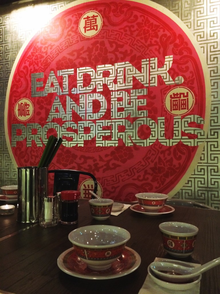 Dig into Chinatown classics at FLS