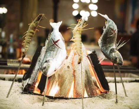 Shoku Japanese Binchotan Grill