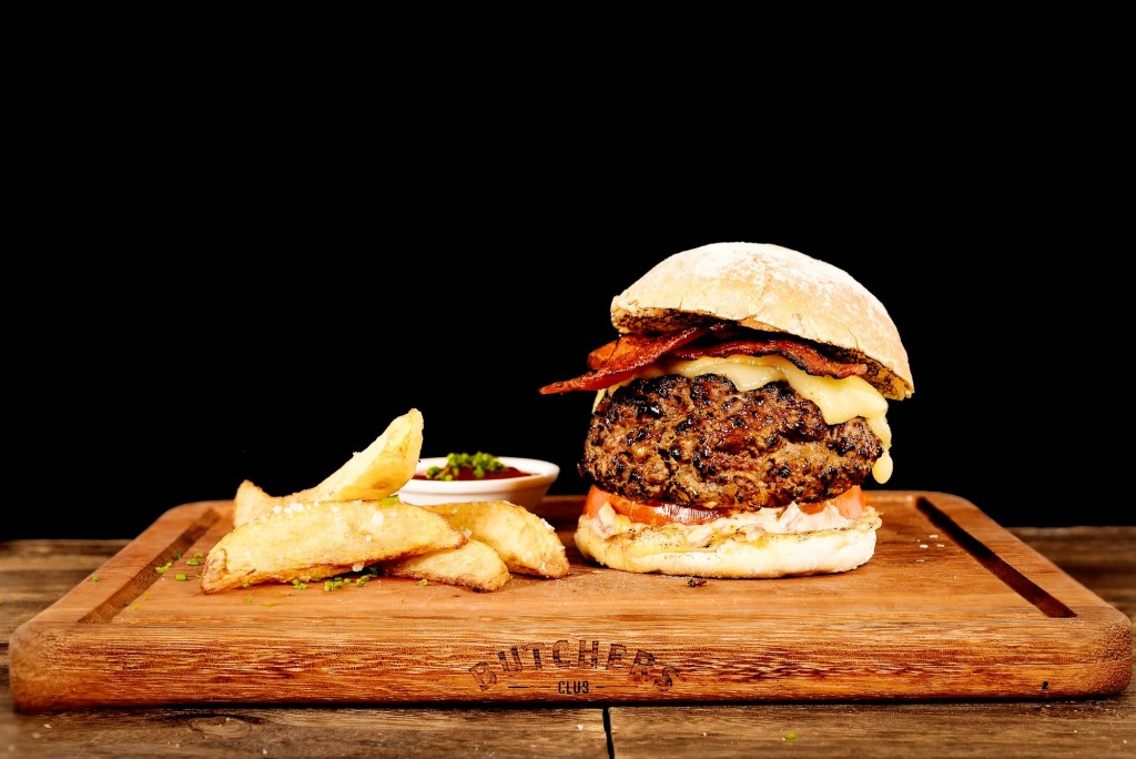 Butchers Club Burger
