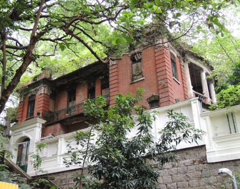 Hong Kong's Most Haunted House