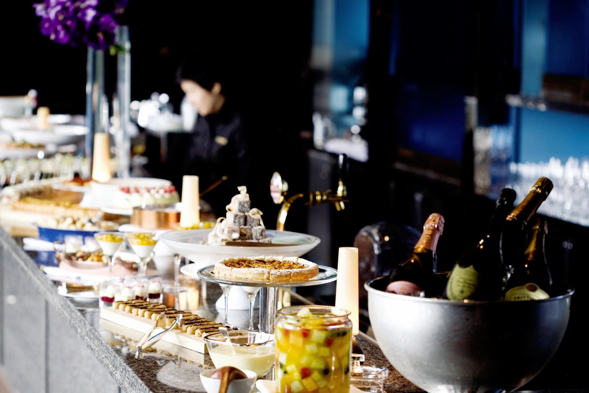 Blue Bar Buffet