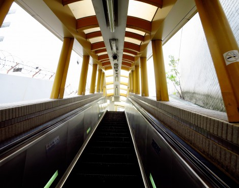 A Moving History of the Mid-Levels Escalator