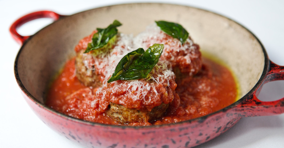 Carbone - Mario's Meatballs 3 small