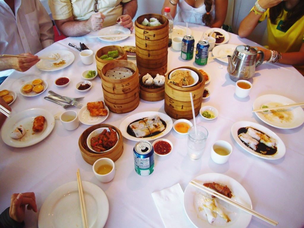 Photo: Dim sum for daaays. Mojoaxel/Flickr
