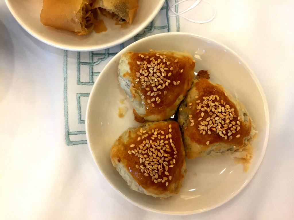 Maxim's Palace City Hall char siu bao