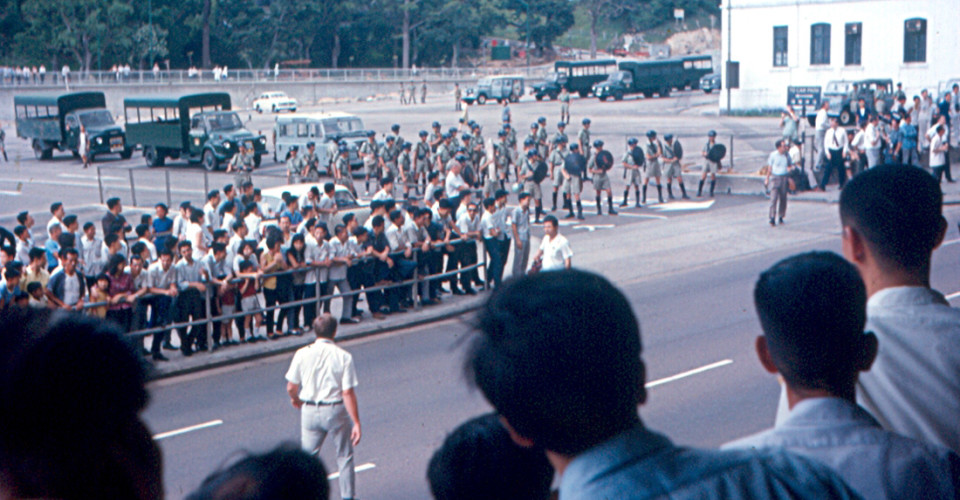 1967_Hong_Kong_riots-Communists_and_Police