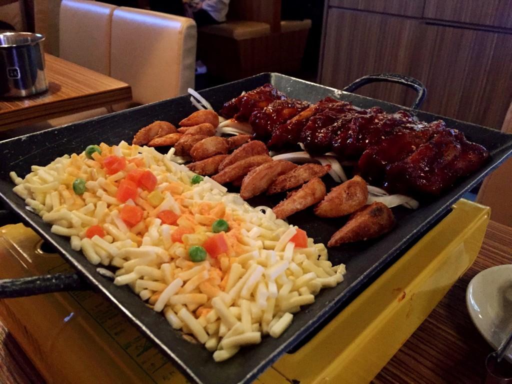 Hof Chicken and Soju