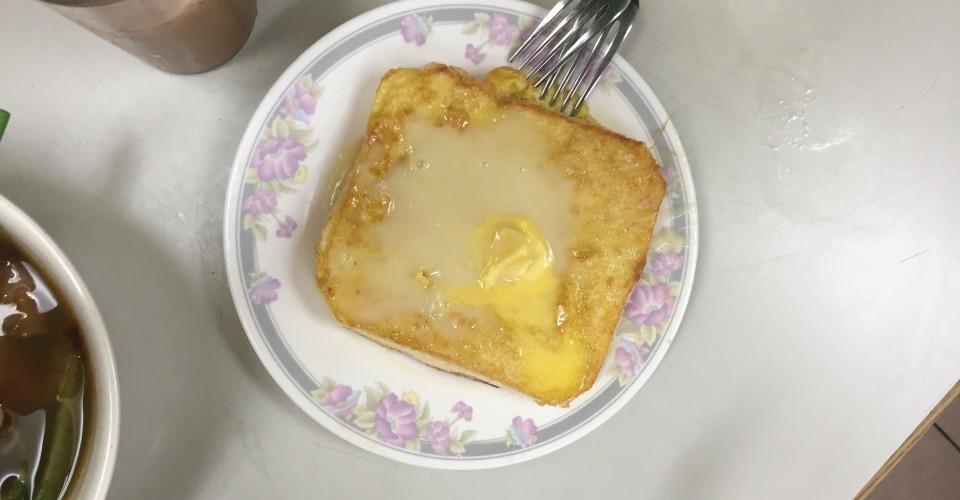 Cha Chaan Teng Food