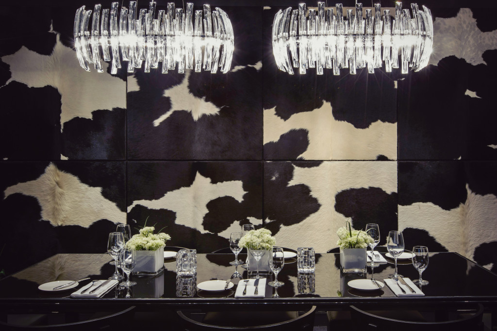 Gaucho Hong Kong interiors