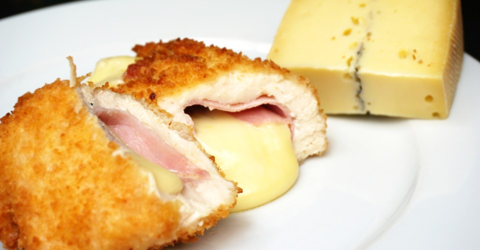 Chicken Cordon Bleu with Morbier - Copy