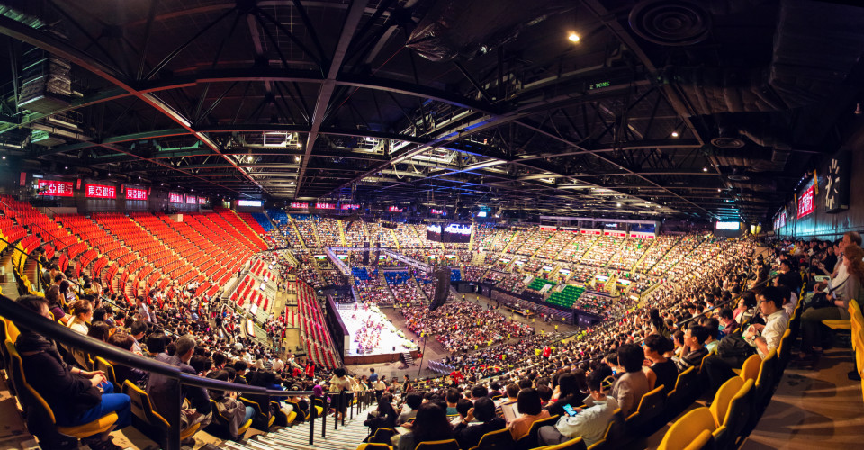 Hong Kong Coliseum.hoto: See-ming Lee / Flickr CC