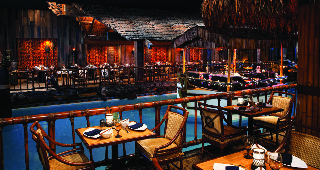 Get your tikki on at the Fairmont San Francisco Hotel's the Tonga Room