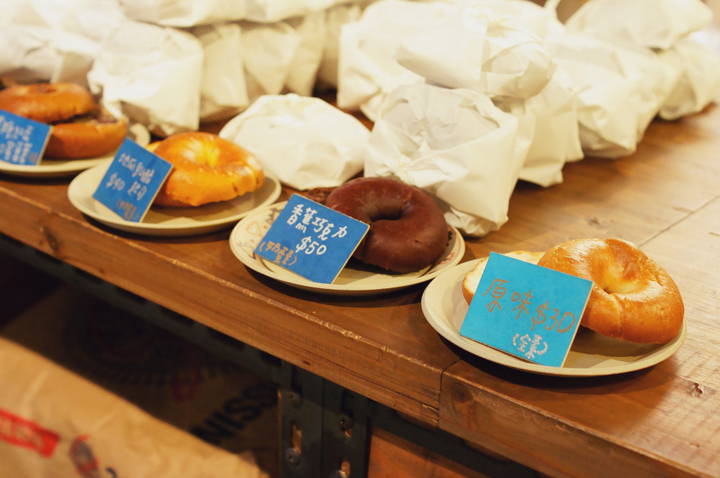 It's bagel time! Credit: Chen Ying Cheng/ Flickr.