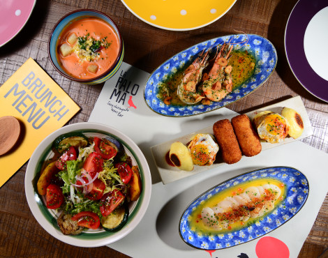 La Paloma launches brunch