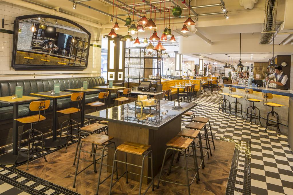 Bread Street Kitchen Hong Kong